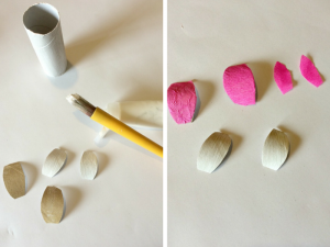 Toilet Roll Easter Bunny Craft 3
