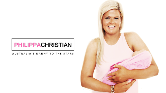celebrity nanny philippa christian, australia's nanny to the stars, happy nest nanny agency