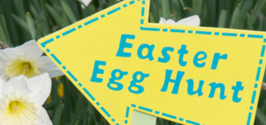 Charlotte's Guide To An Indoor Easter Egg Hunt