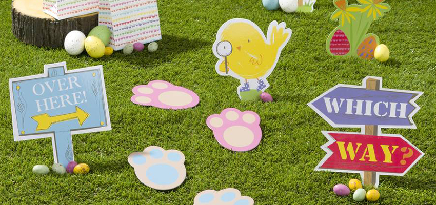 Charlotte's Guide To Planning An Indoor Easter Egg Hunt