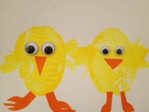 Easter Arts and Crafts Activities, Happy Nest Nanny Agency, Nanny Neuza