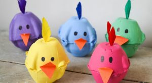 Easter Arts and Crafts Activities, Happy Nest Nanny Agency