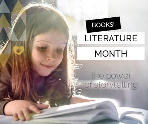 June Literacy Month At Happy Nest Nanny Agency