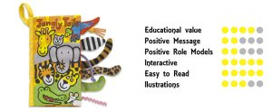 Jungle Taisl_Favourite Kids Books For The Different Ages