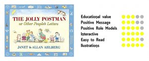 Favourite Kids Books For The Different Ages, The Jolly Postman