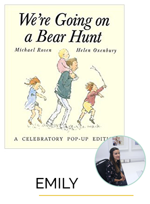 Our Favourite Kids Books, We're Going On A Bear Hunt