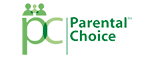 Happy Nest affiliate Parental Choice logo