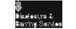 Happy Nest affiliate DBS logo